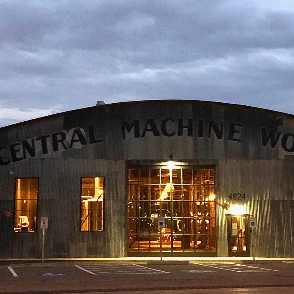 Central Machine Works Brewery Austin