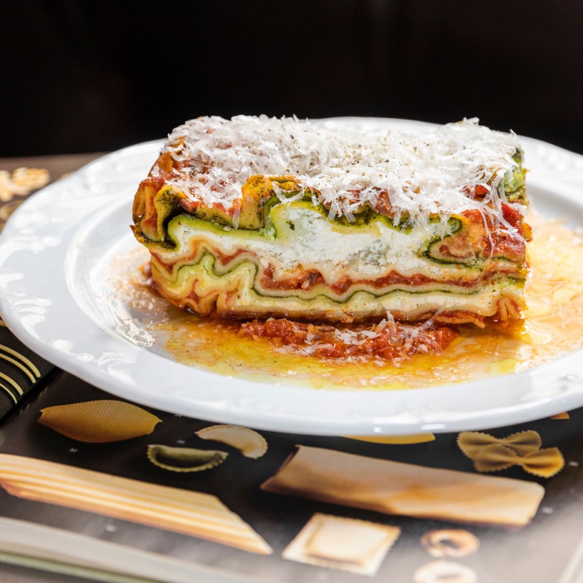 Rosalie Italian Soul lasagna