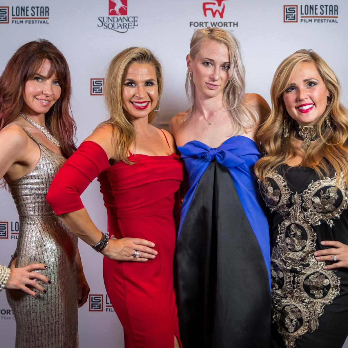 Alyson Powers, Amy Creager, Jessica Spawn, Stephanie Parker