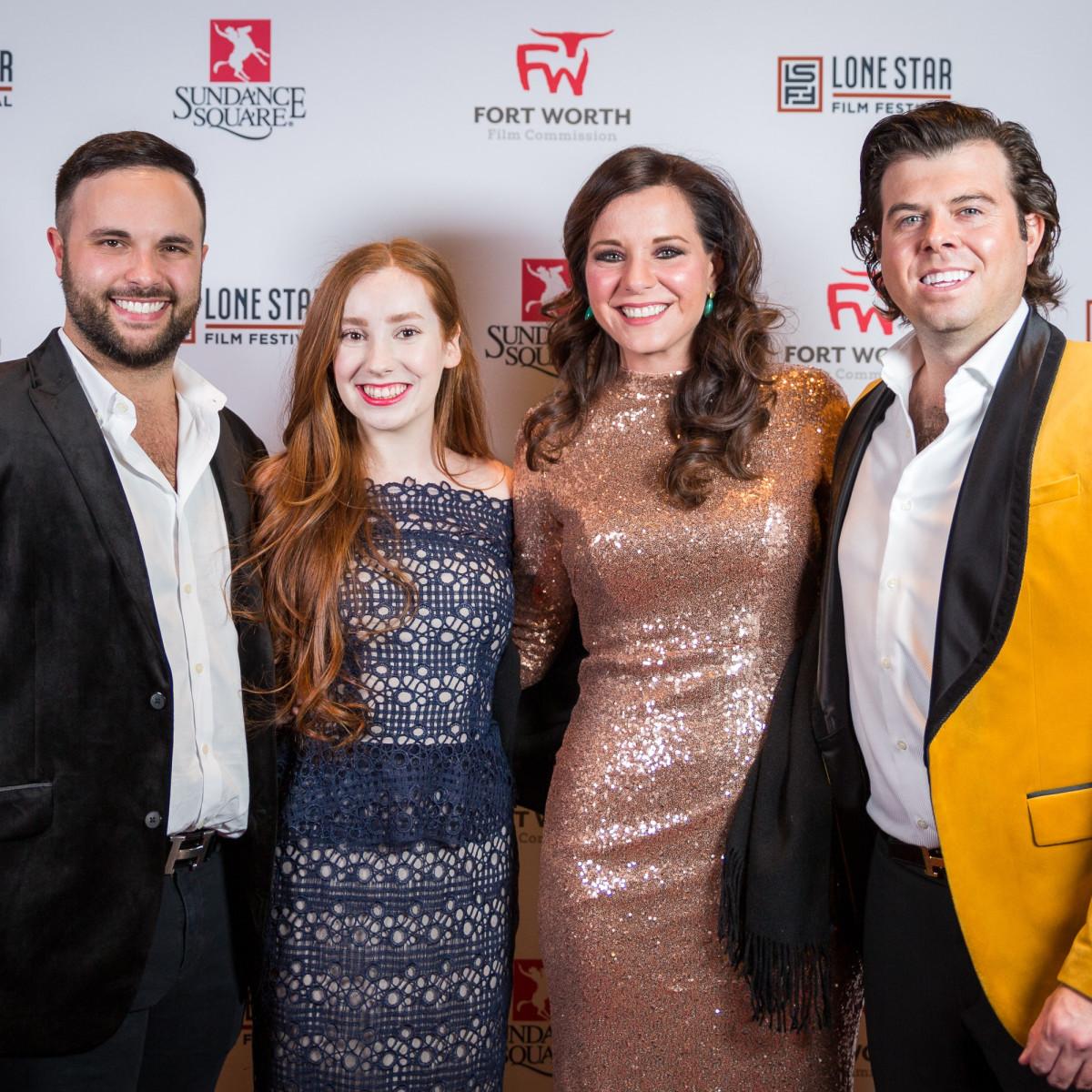Matthew Mar, Ariana Nolan, Lauren Foster, Rob Schumacher