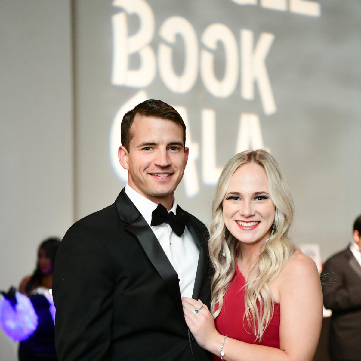 Jungle Book Gala 2019 Clark Fiedler and Peyton Maddox