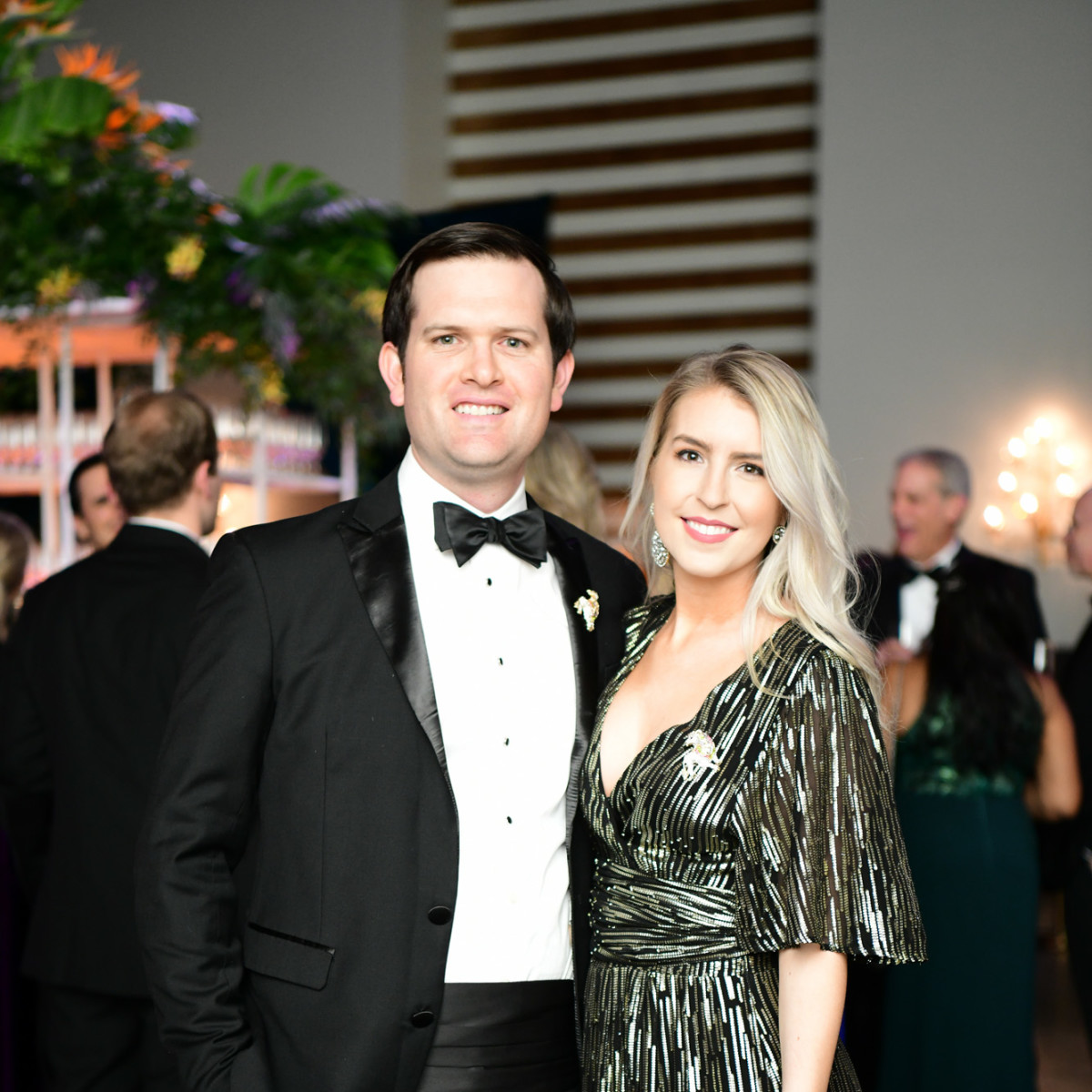 Jungle Book Gala 2019 Tom and Grace Gosnell