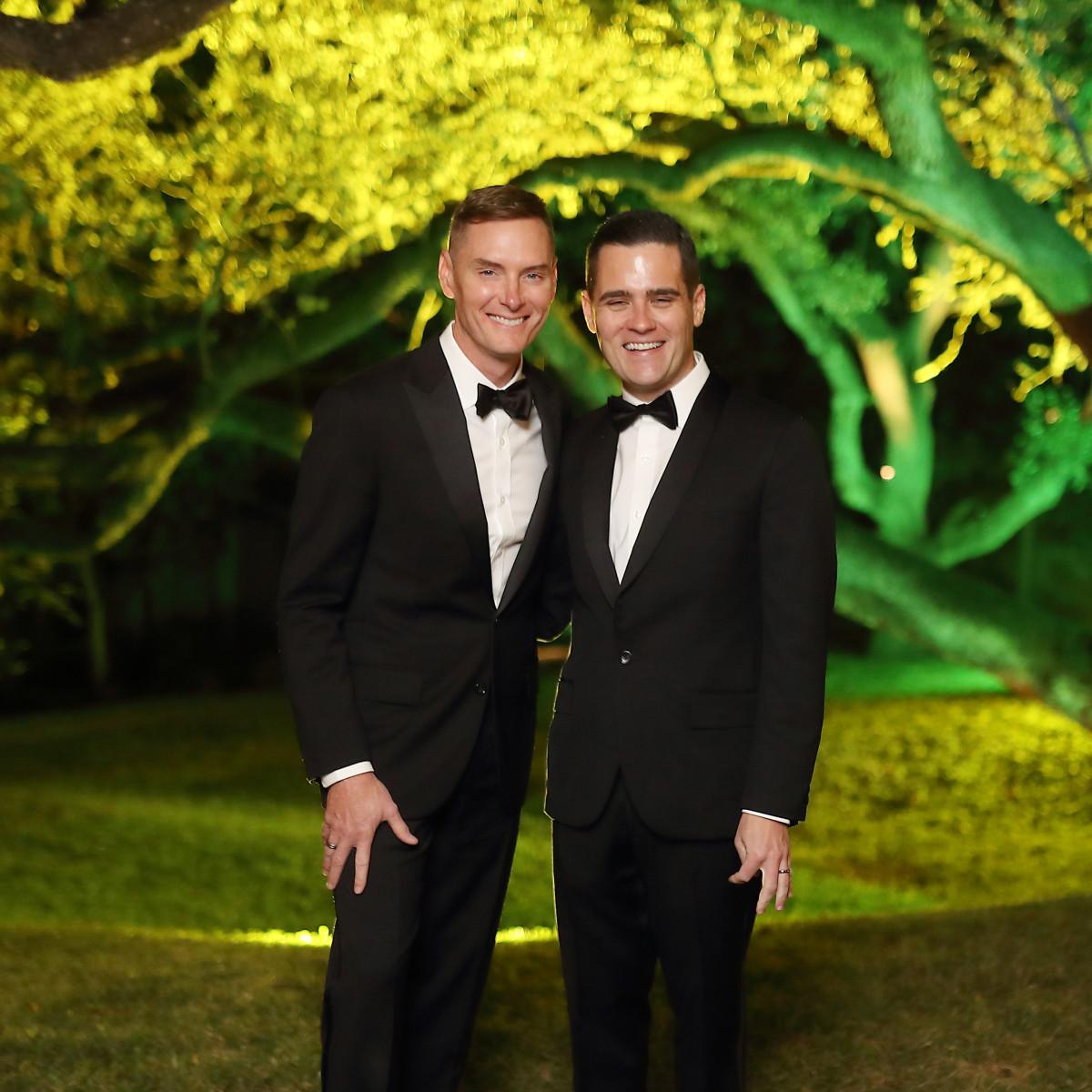 Real wedding Houston Ryan Korsgard Marshall Eudy