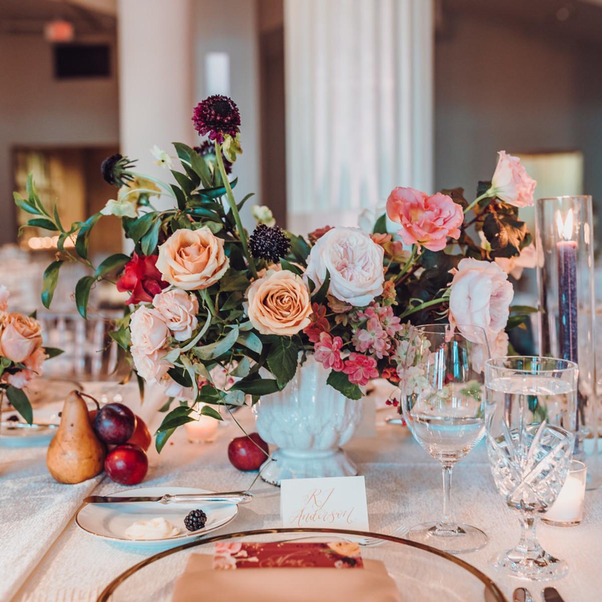 Real Weddings Houston 2019 Justin Makris Nathalie Drew