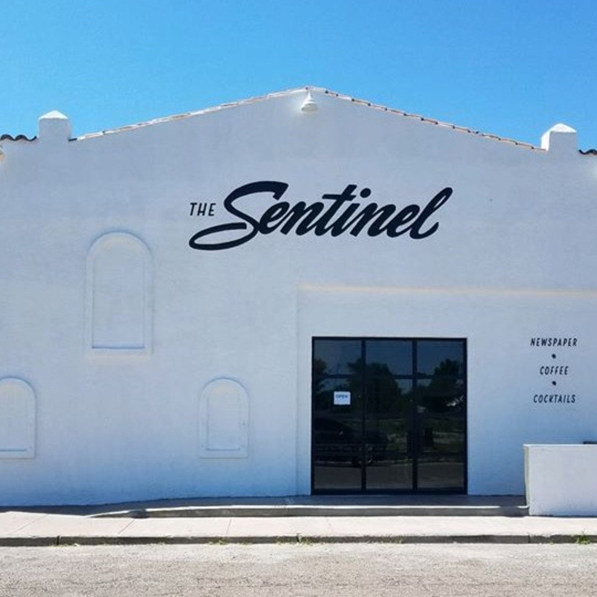 The Sentinel Marfa