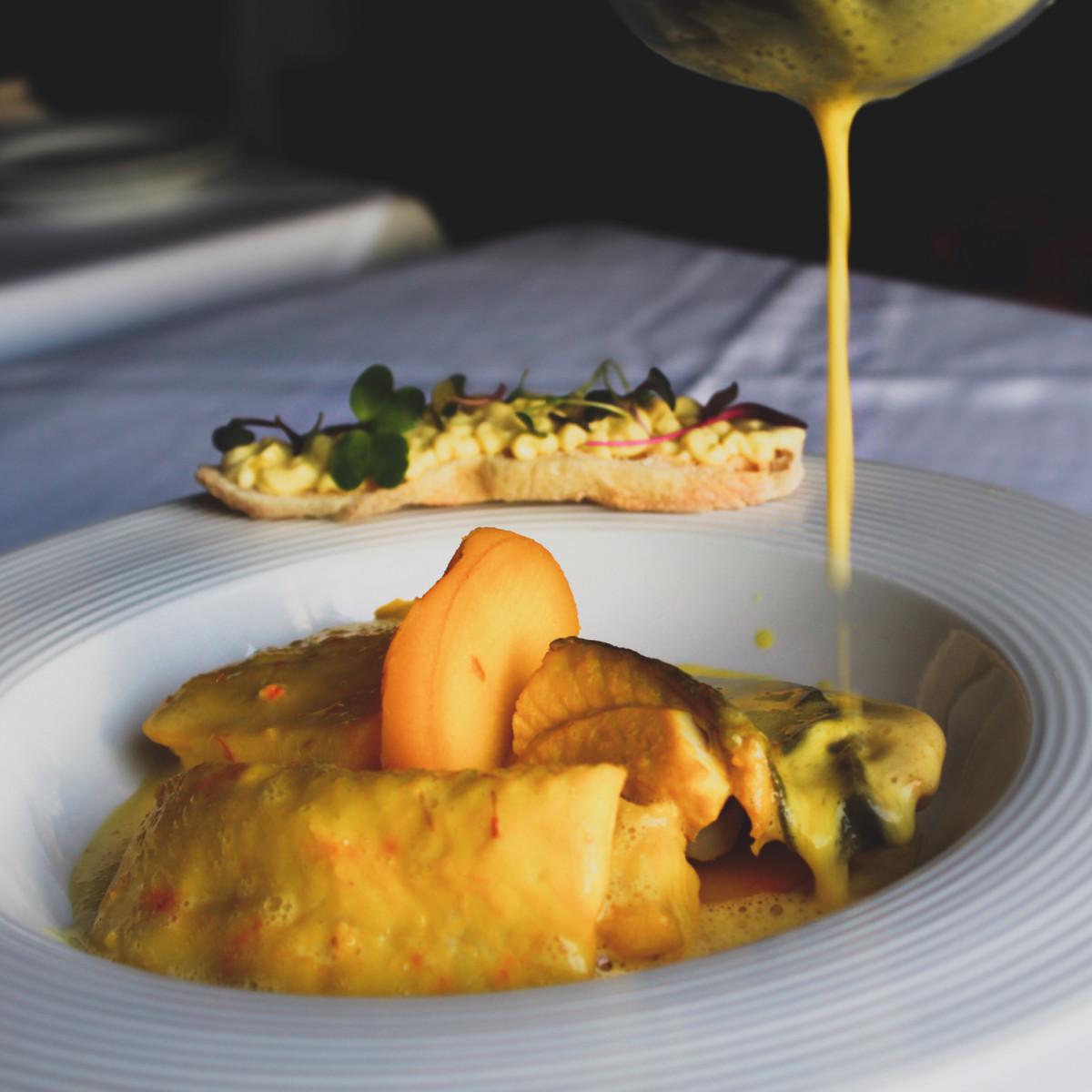 Etoile Brasserie du Parc bouillabaisse