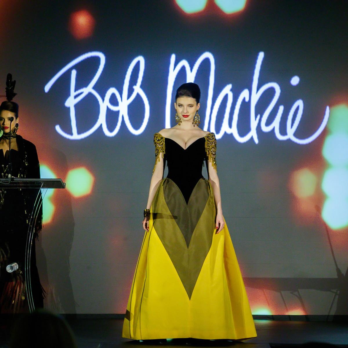 Bob Mackie look