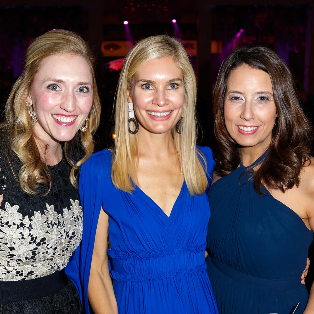 Meredith Bebee, Kristen Hillman, Nancy Braner