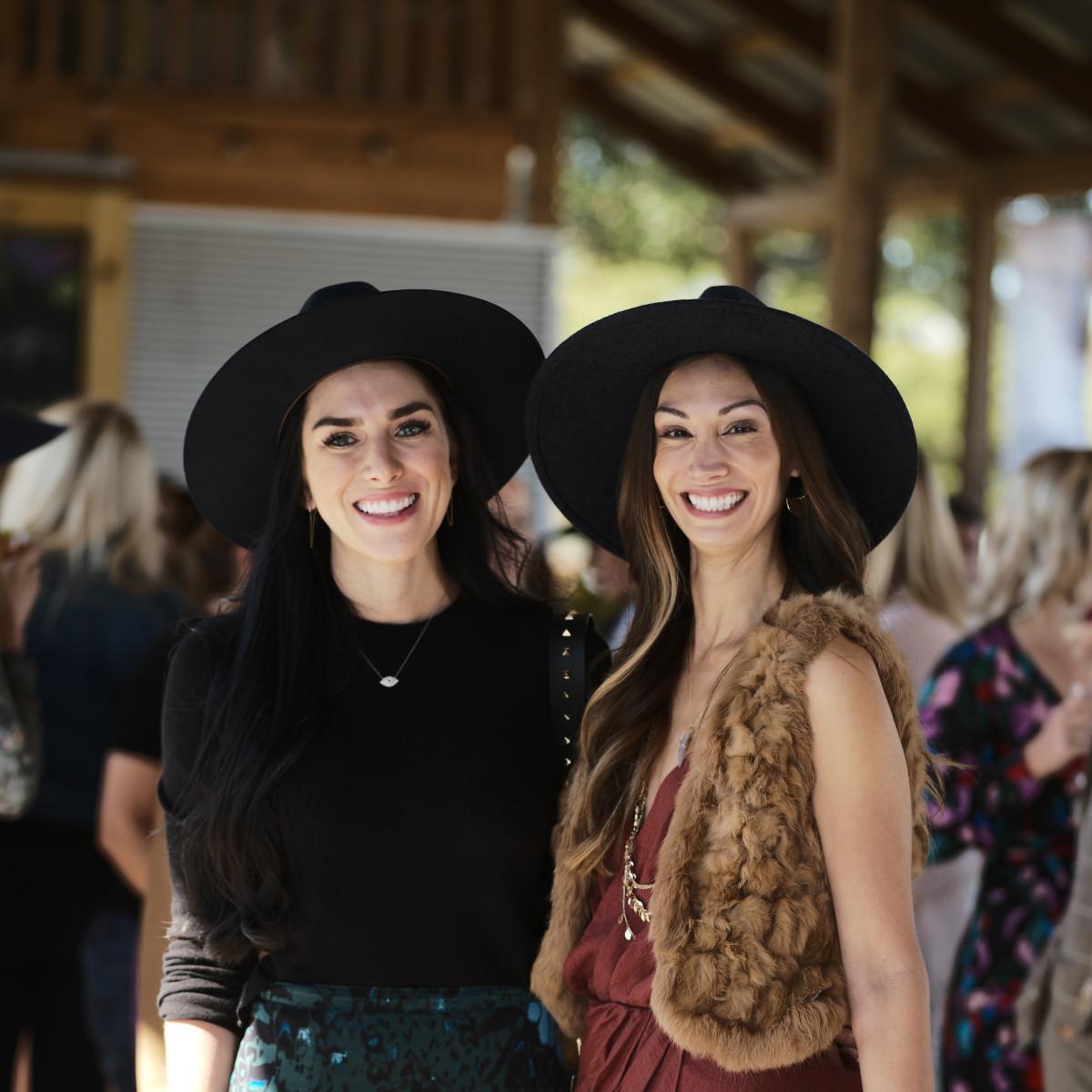 Fashion in the Fields 2019 Anna Van Delden, April Salazar_