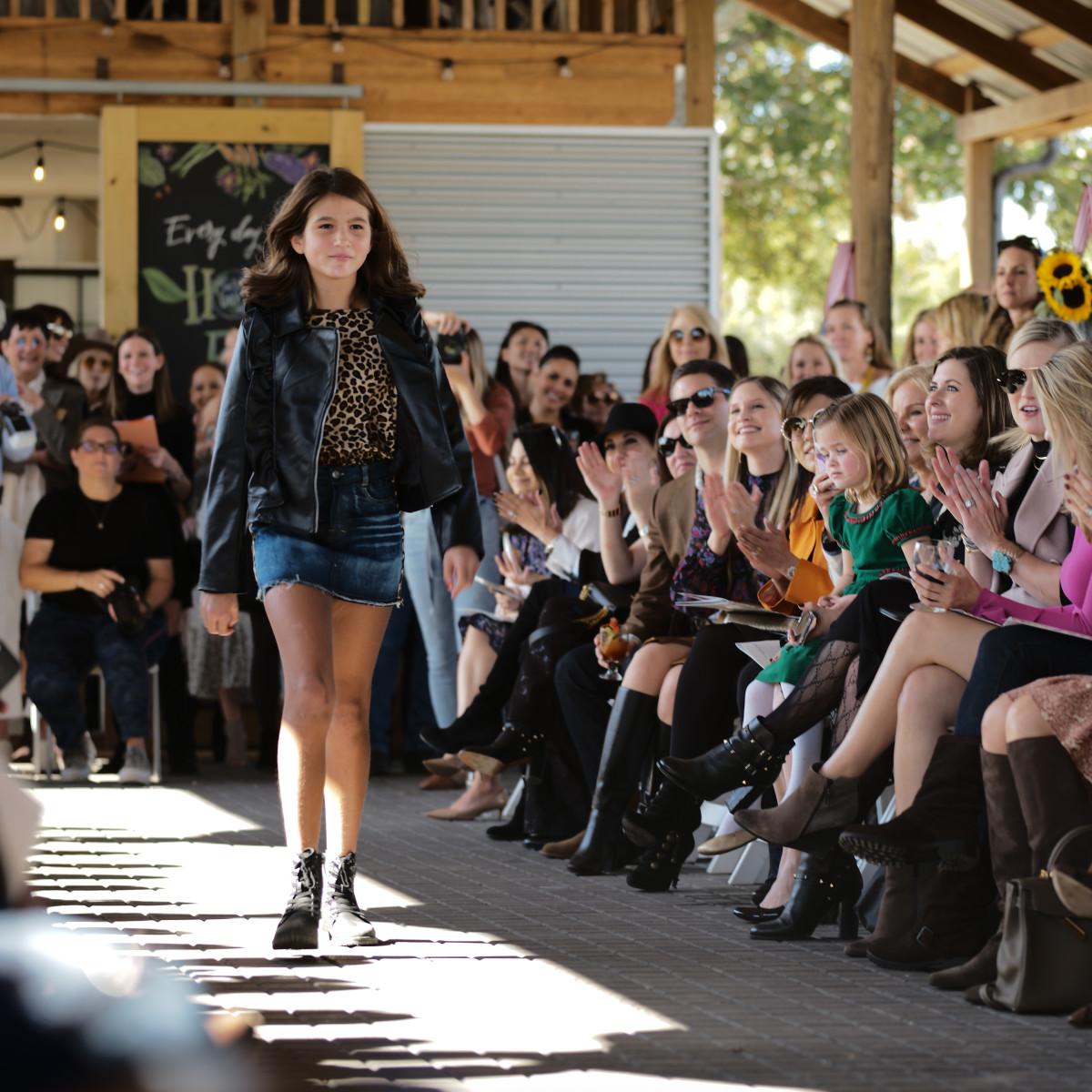 Fashion in the Fields Bella Mallinson