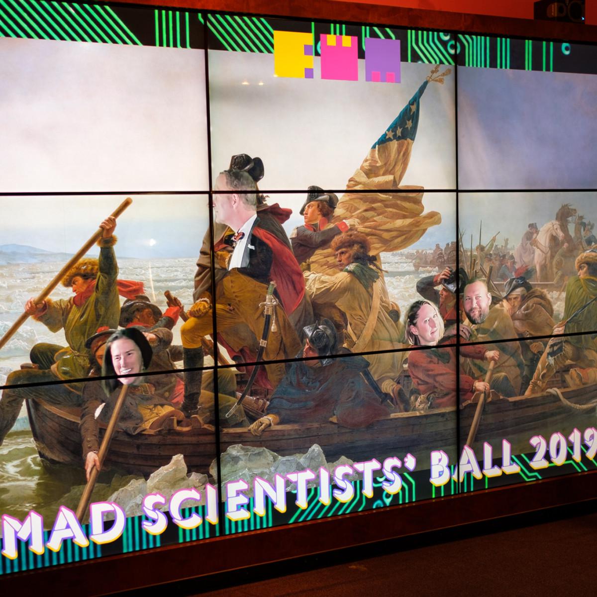 Mad Scientist Ball 2019