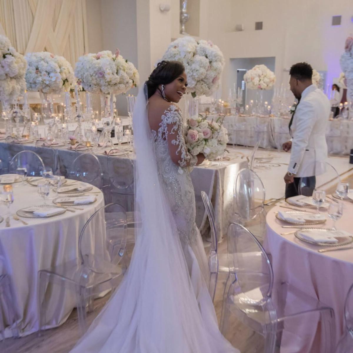 Moore Real Wedding