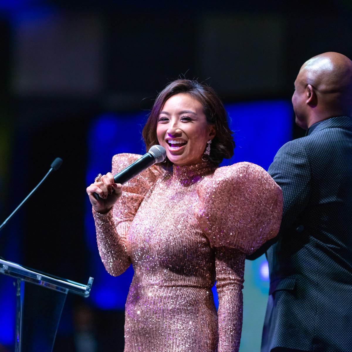 Altus Gala 2019 Jeannie Mai