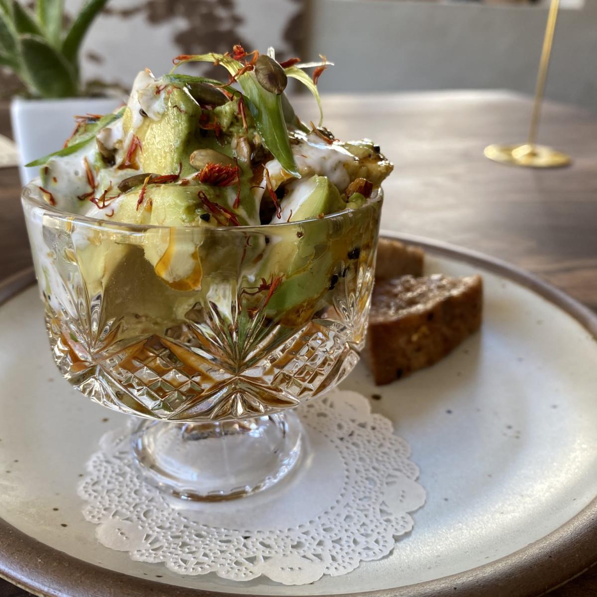 El Topo avocado toast