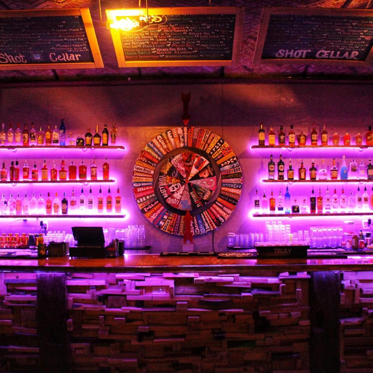 The Shot Cellar