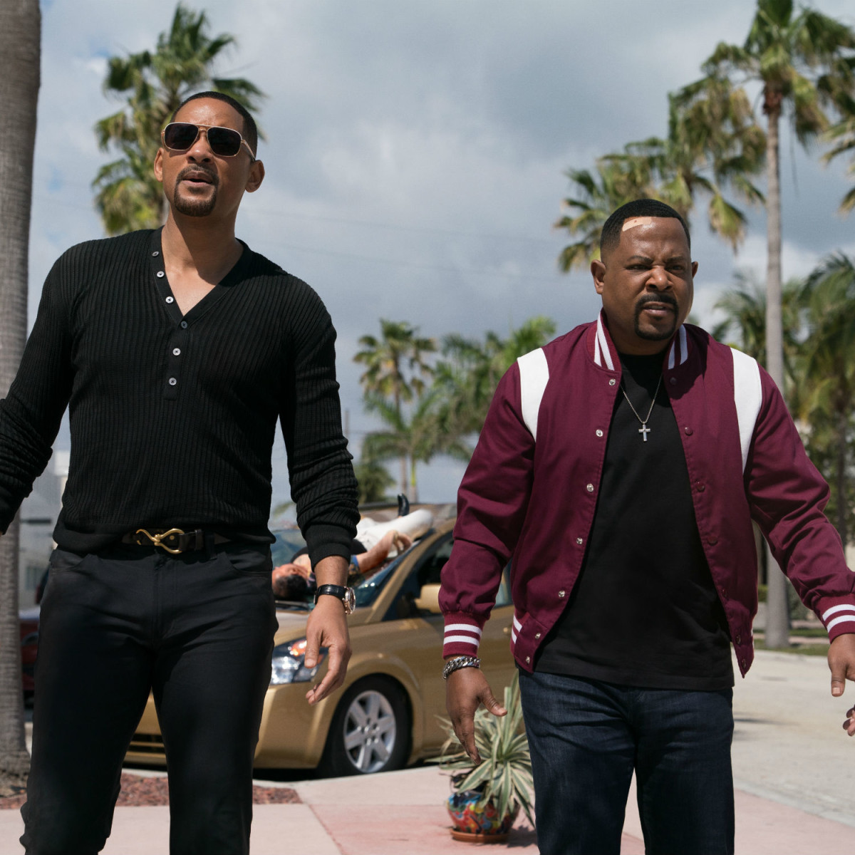 Will Smith and Martin Lawrence in Bad Boys for Life