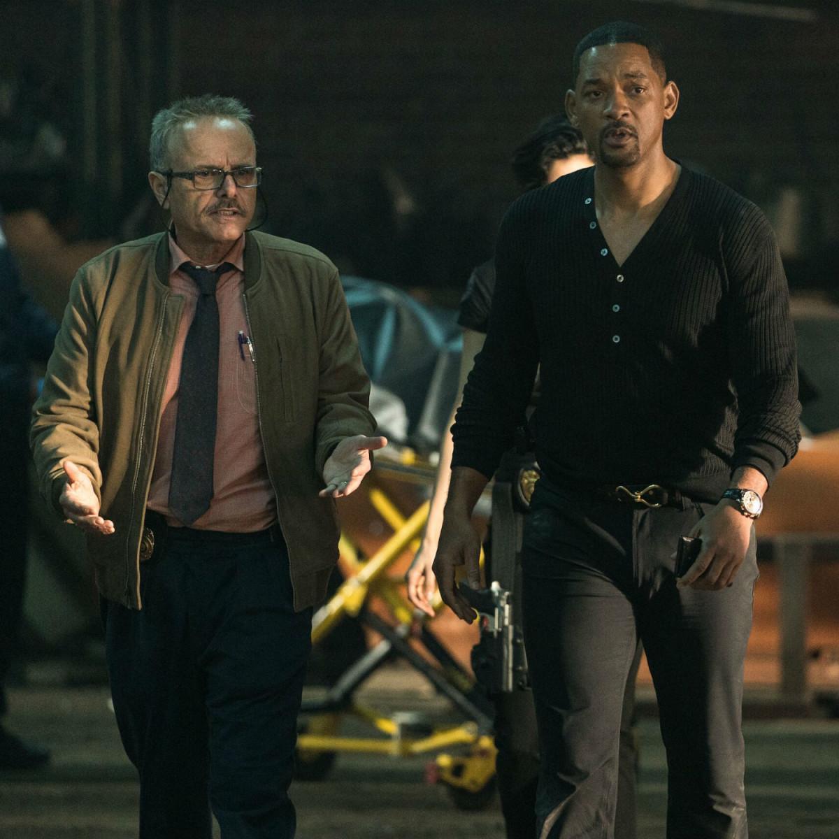 Joe Pantoliano and Will Smith in Bad Boys for Life