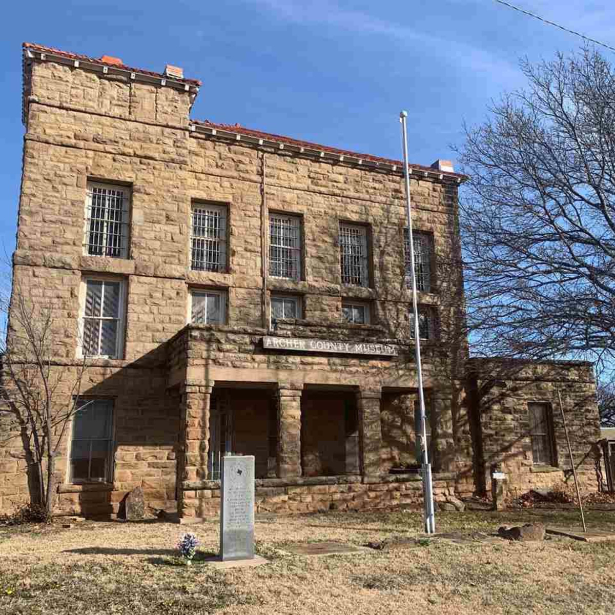 Archer City jail