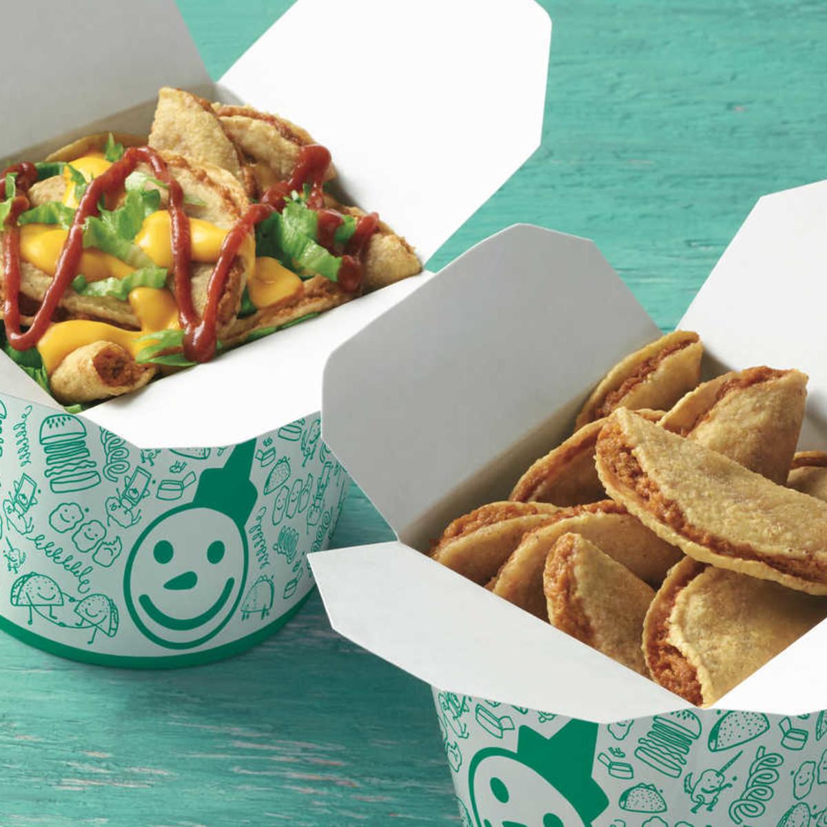 Drive-Thru Gourmet - Jack in the Box tiny tacos