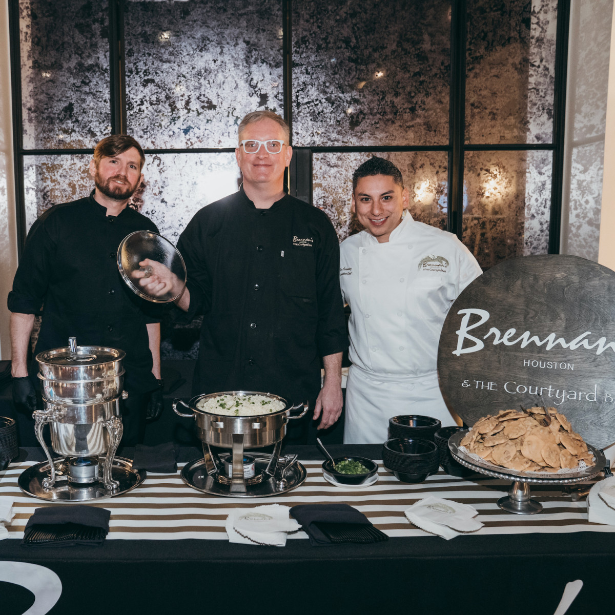 Texas Childrens Cooking up a Cure Brennan's