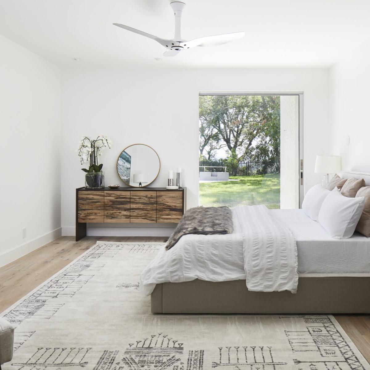 CG&S Concrete Remodel: bedroom