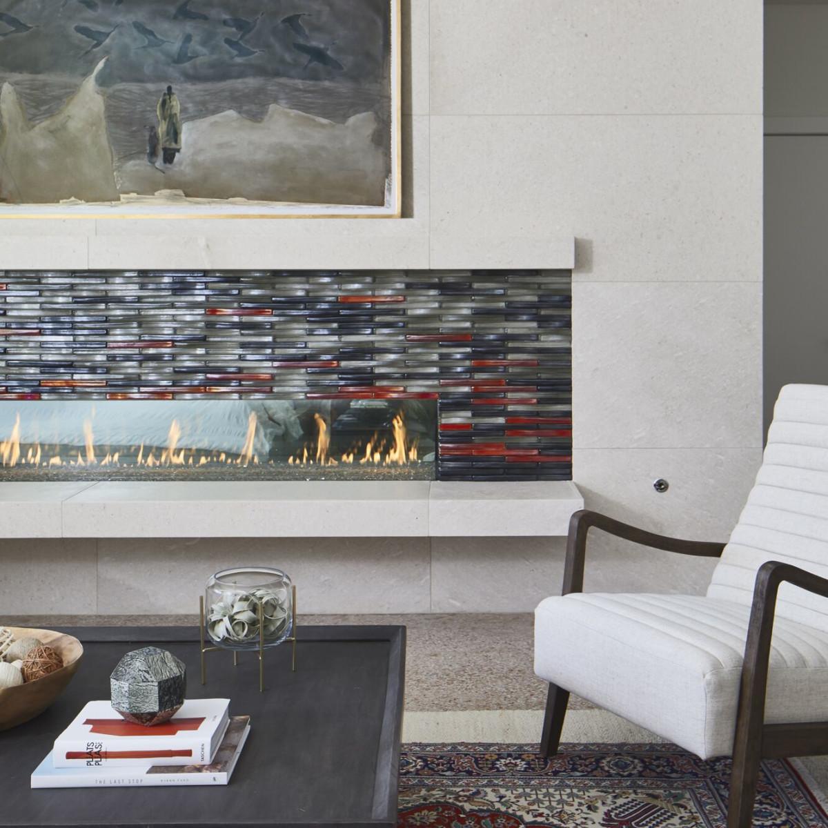 CG&S Remodel: living room closeup