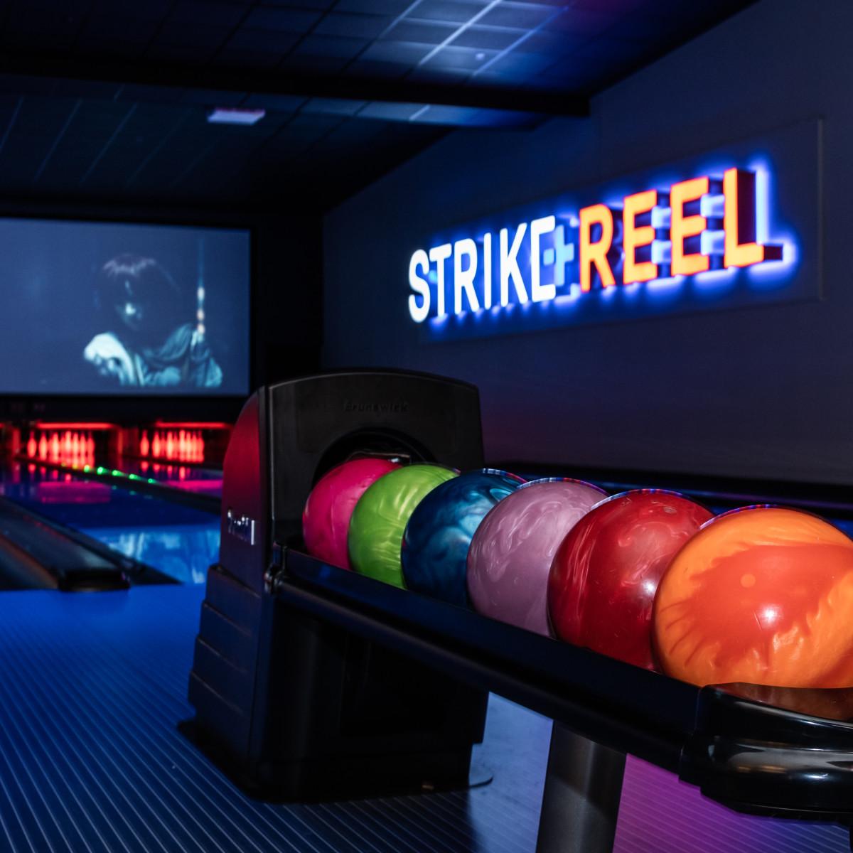 Strike and Reel