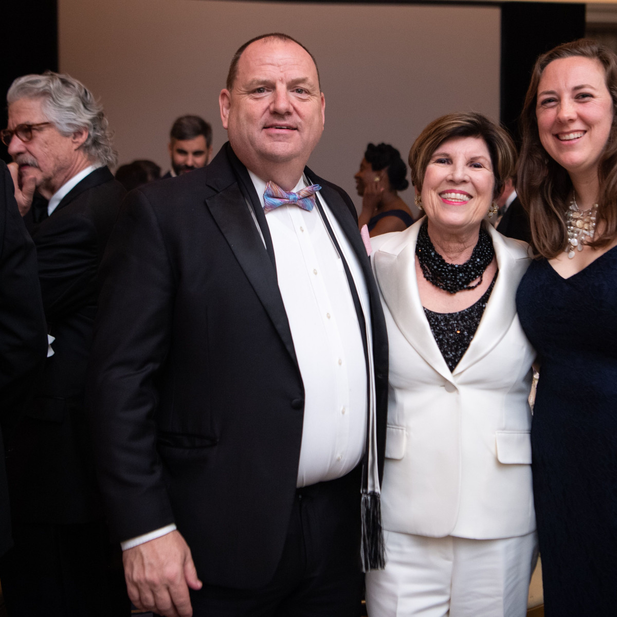 Inprint Poets & Writers Gala 2020: Perryn Leech, Robin Angly, Sara Loperena