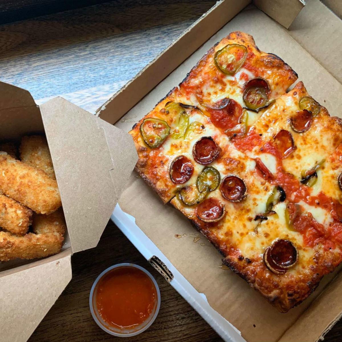 Gemelle pizza