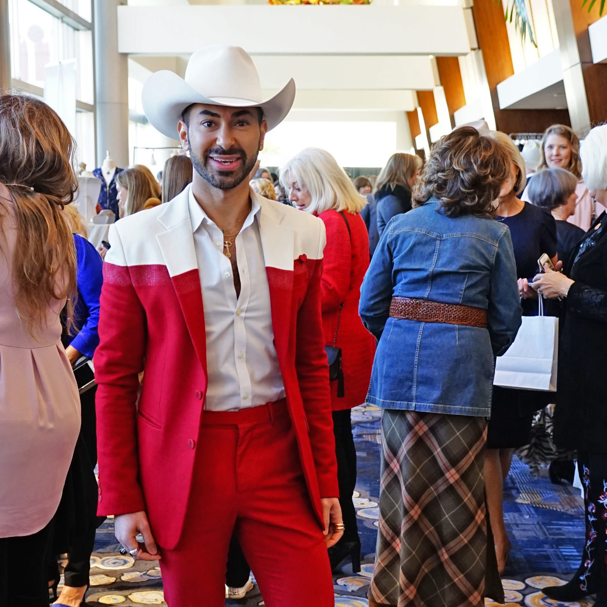 Rodeo Trailblazer Awards Luncheon 2020 Fady Armanious