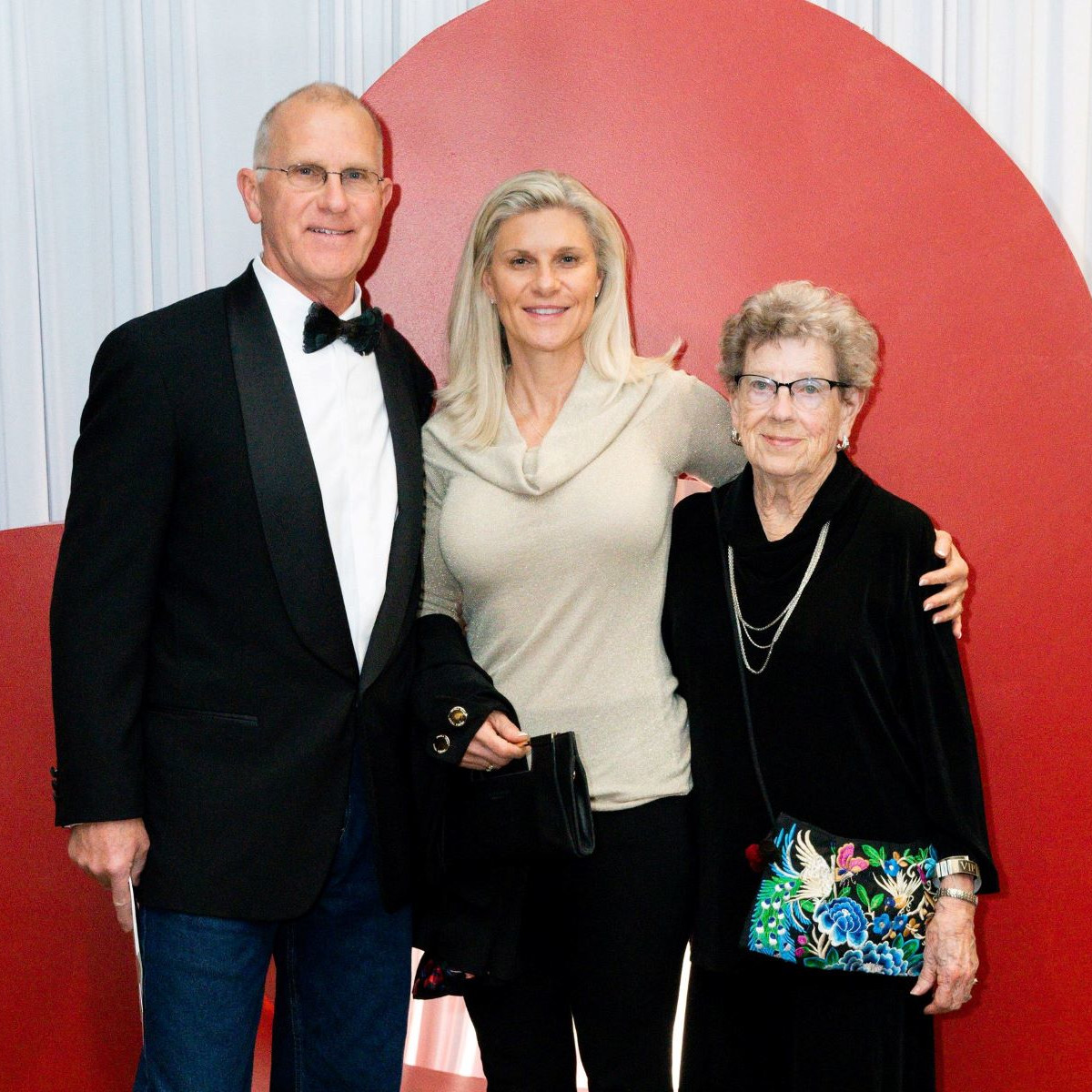 Larry Forney, Cindy Forney, Susan Forney