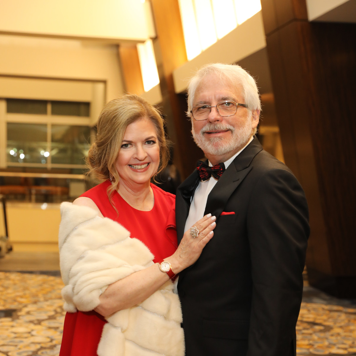Heart Ball 2020 Jane and Larry Wagner
