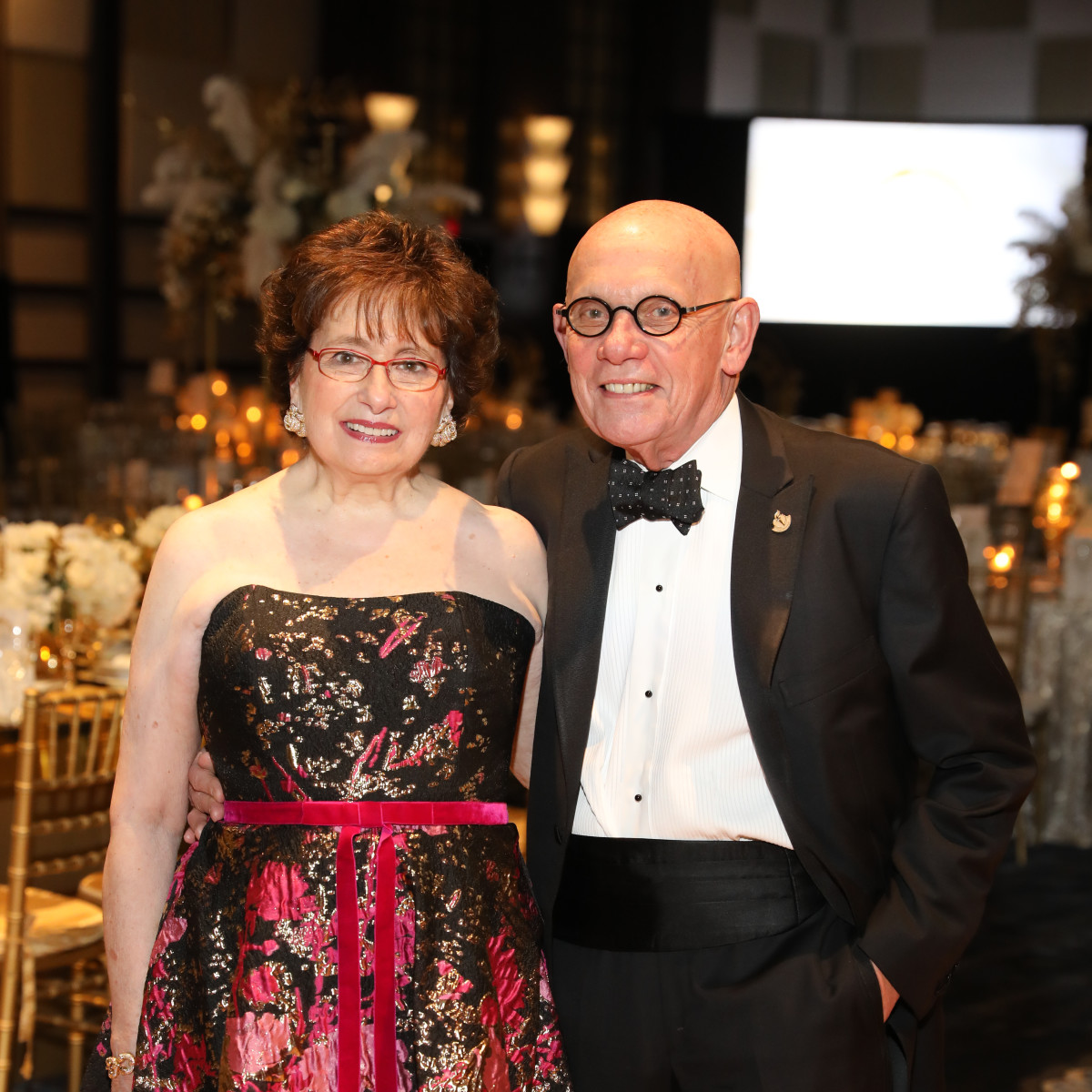 Heart Ball 2020 Beverly and Jim Postl