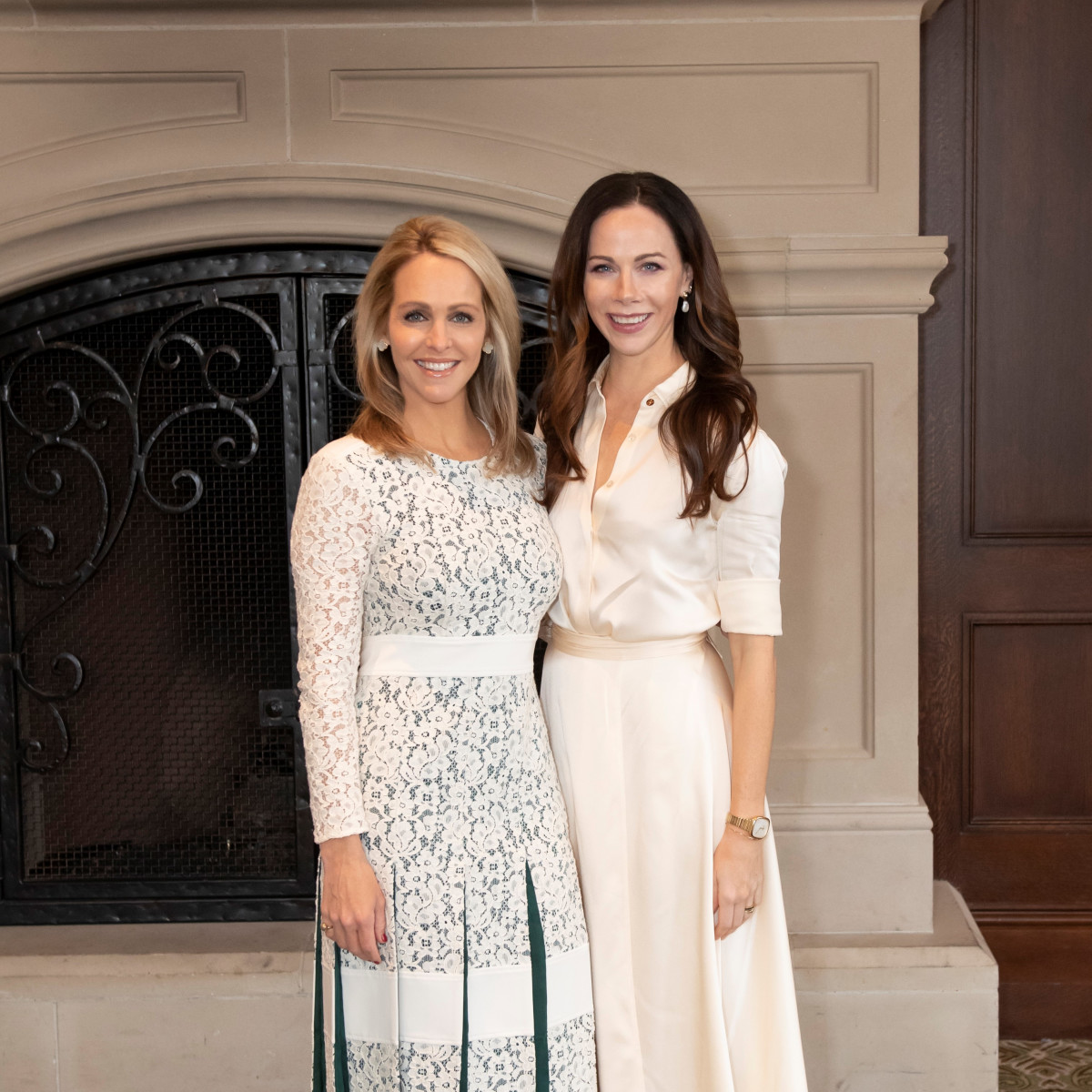 Meredith Land, Barbara Pierce Bush