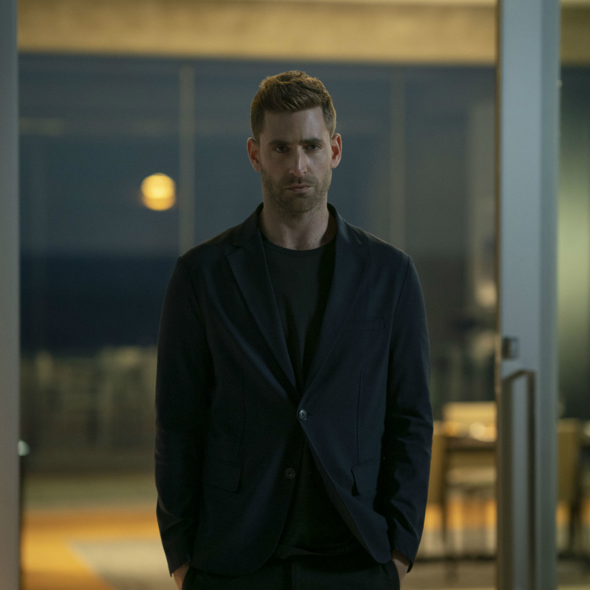 Oliver Jackson-Cohen in The Invisible Man