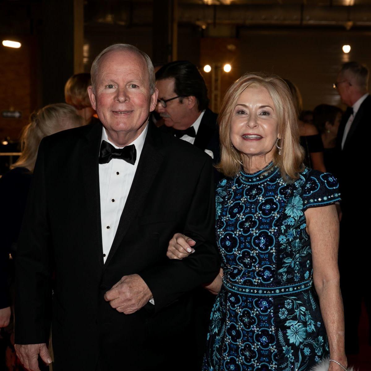 Kathy Sneed, Dr. Robert Hames