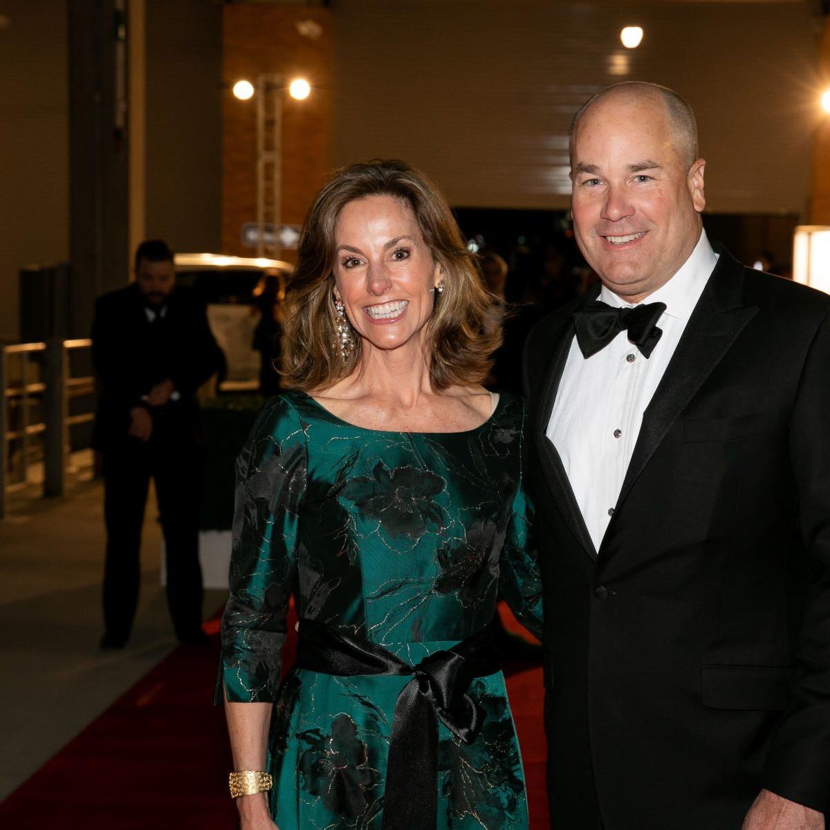 Teresa & Jim Hubbard