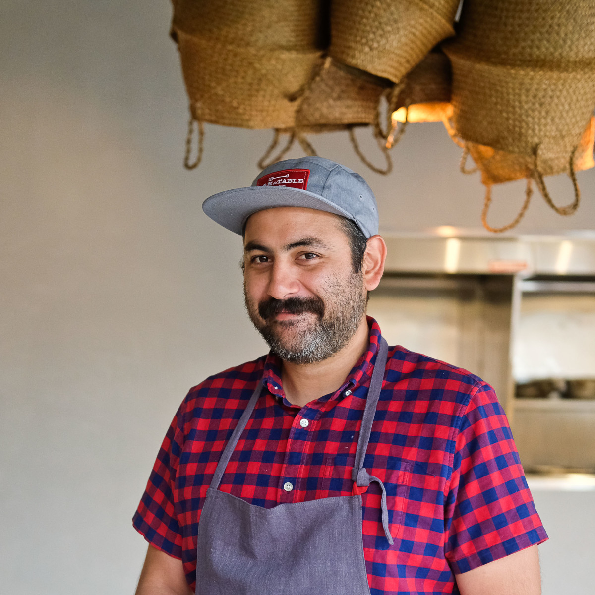 Chef Mike Diaz of Oseyo in Austin