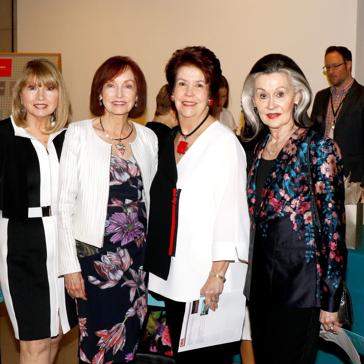 Susan Cooper, Sharon Gleeson, Judy Dryden, Libbie Wilmer