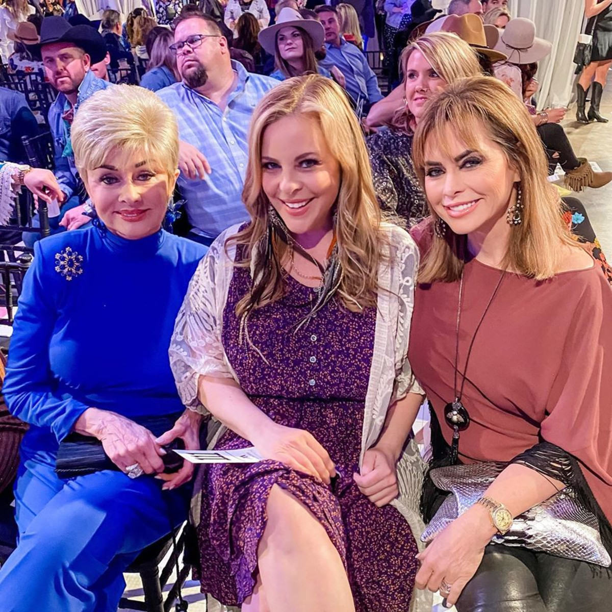 Momma Dee, Amy Vanderoef, D'Andra Simmons