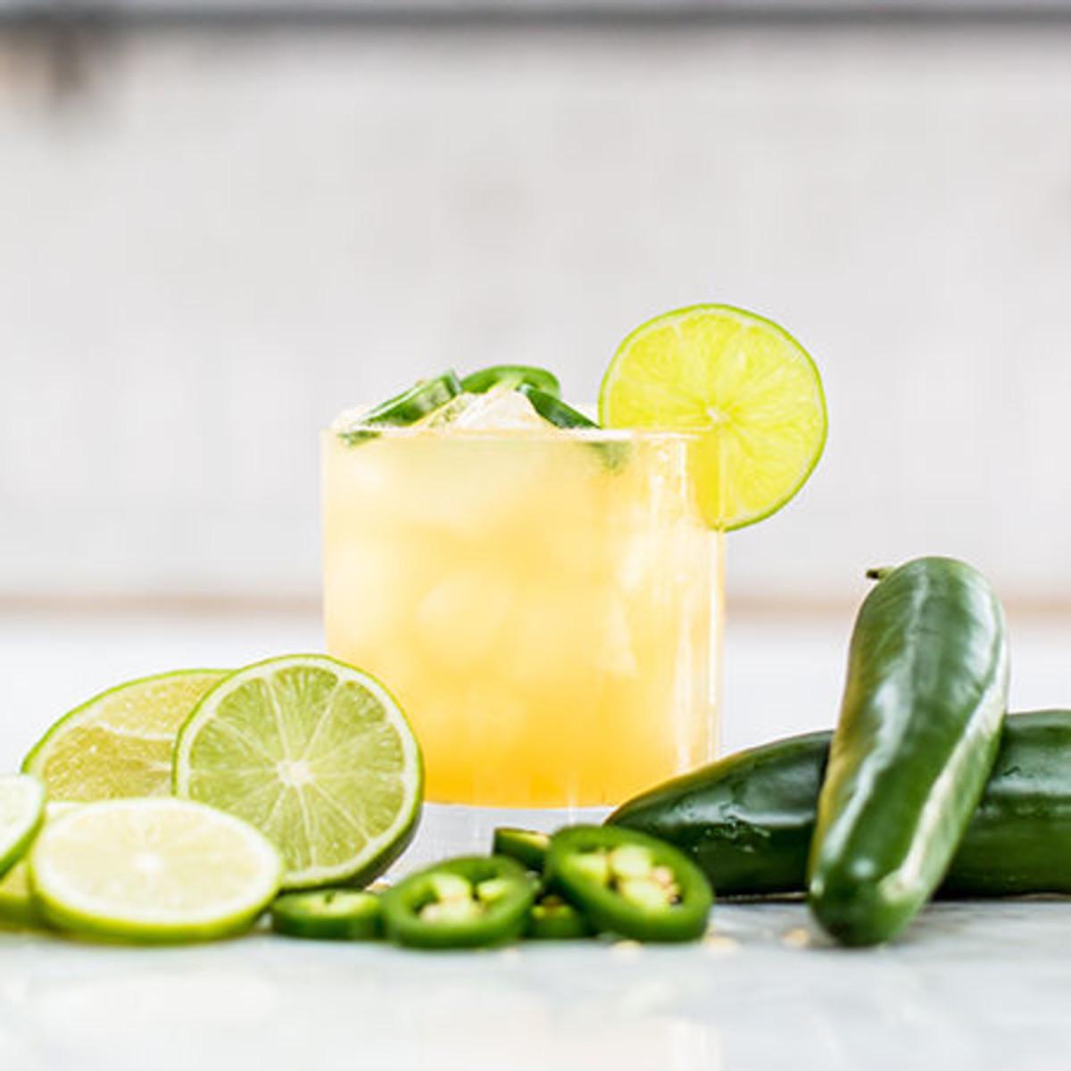 Sourced Craft Cocktails margarita