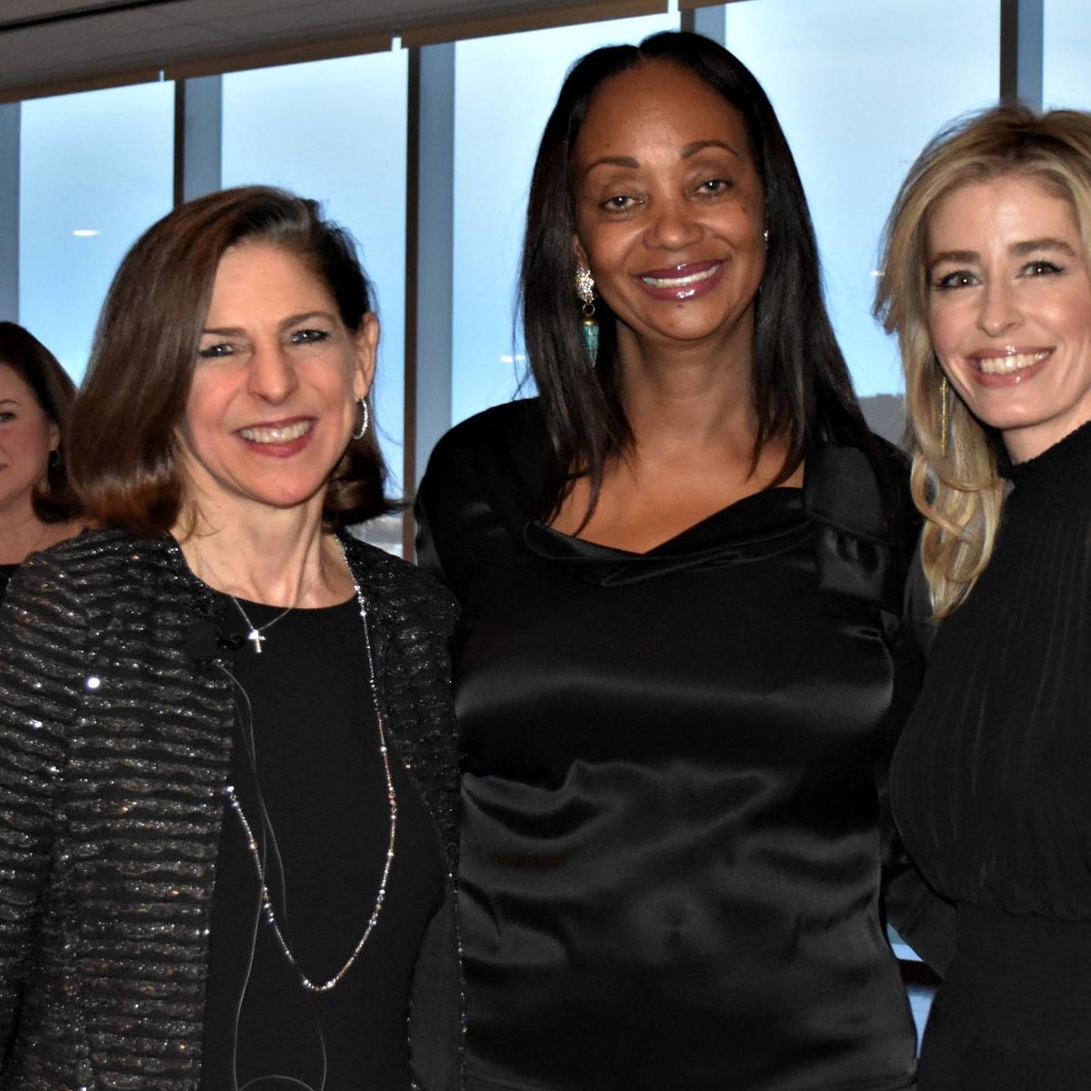 Diane Paddison, Alva Adams, Charity Wallace