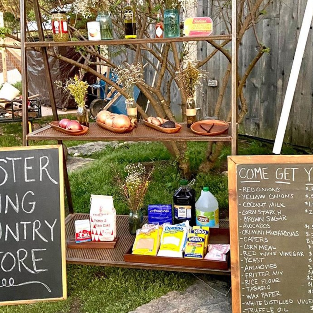 Jester King Country store