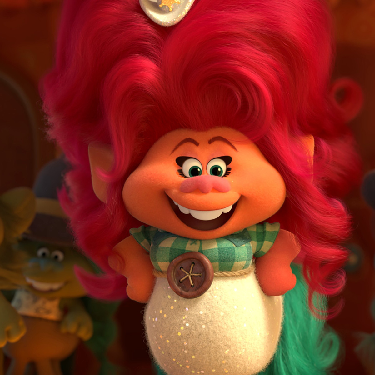 Delta Dawn (Kelly Clarkson) in Trolls World Tour