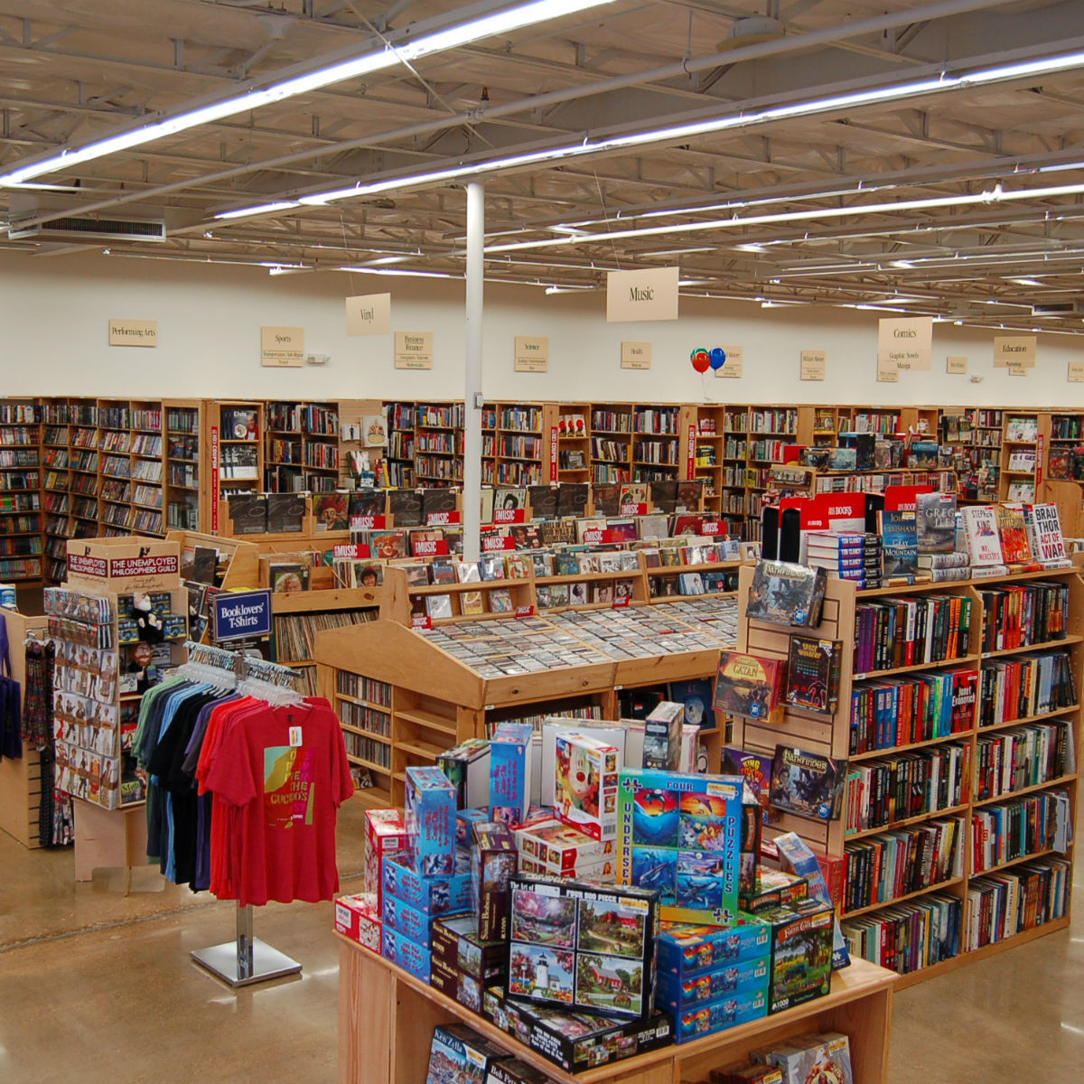 Half Price Books in Richardson