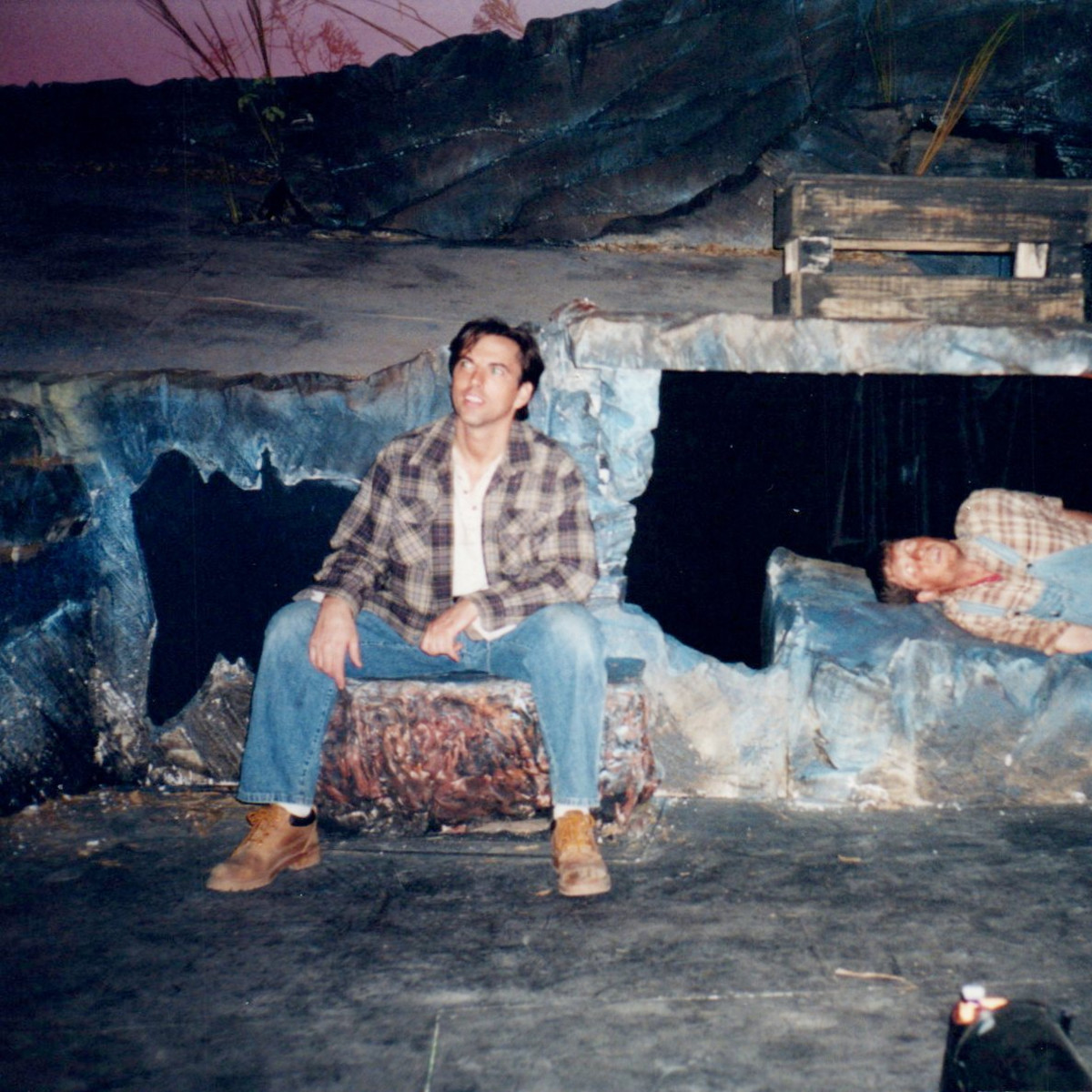 Floyd Collins at Plano Repertory Theatre in 2001
