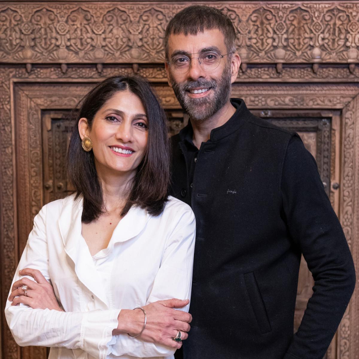 Musaafer Mithu and Shammi Malik