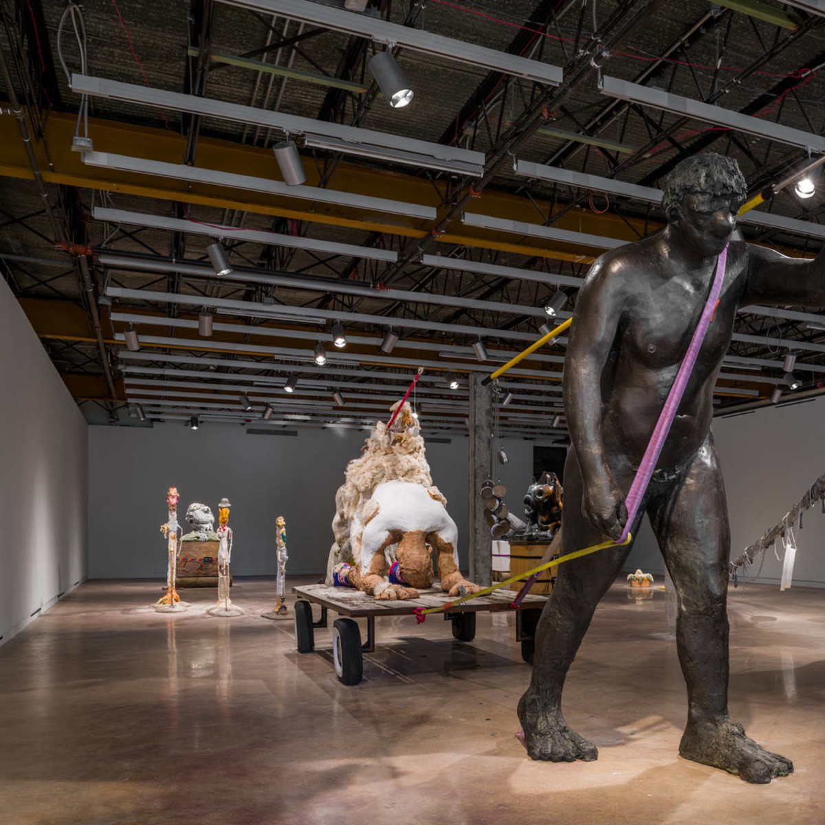 Nicole Eisenman: Sturm and Drag