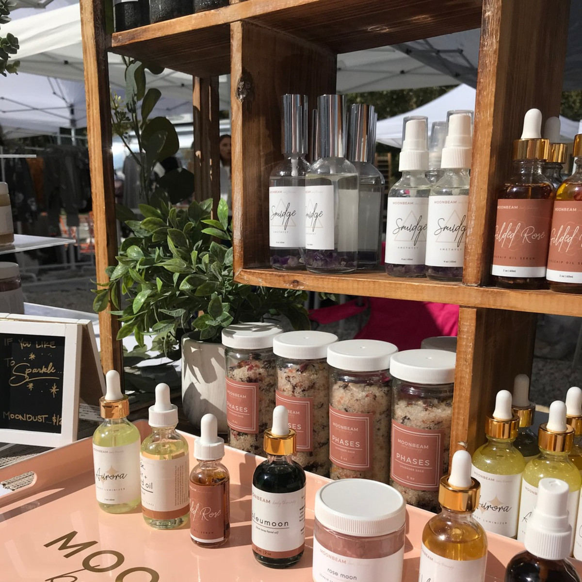 Houston's Black-owned fashion labels and beauty lines