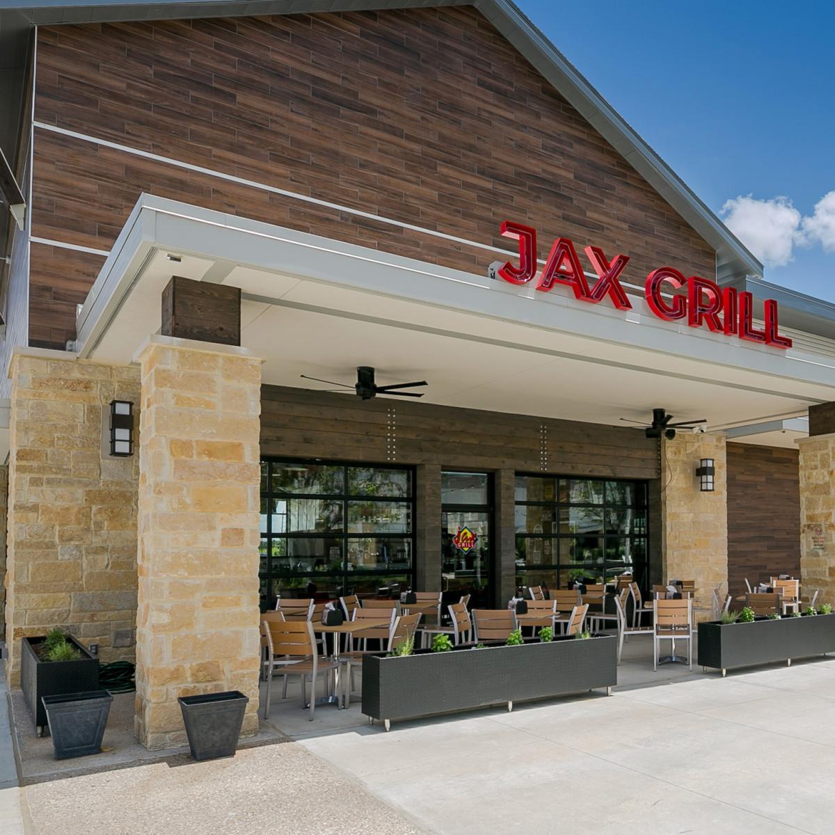 Jax Grill Katy exterior